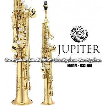 JUPITER Saxofón Soprano Profesional - Sibemol