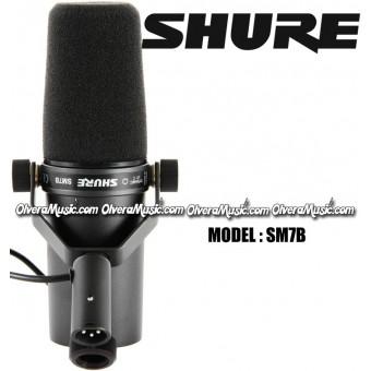 SHURE Dynamic Studio Vocal Microphone