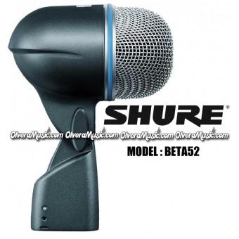 SHURE Micrófono para Bombo