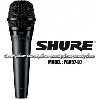 SHURE Dynamic Instrument Microphone