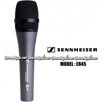 SENNHEISER High Performance Lead Vocal Microphone