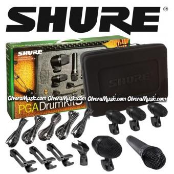 SHURE 5-PC Drum Microphone Kit