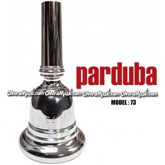 PARDUBA 73 Sousaphone/Tuba Mouthpiece - Double Cup
