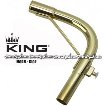 KING Tudel Para Tuba - Modelo Nuevo