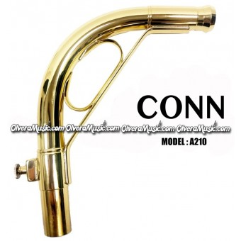 CONN Sousaphone/Tuba Neck - Lacquer