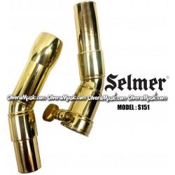 SELMER Sousaphone/Tuba Bits (Set of 2) - Lacquer Finish