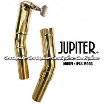 JUPITER Sousaphone/Tuba Bits (Set of 2) - Lacquer Finish