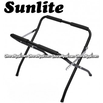 SUNLITE Bass Drum Stand - Black (18X24 or 20X24)