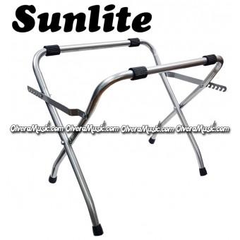 SUNLITE Bass Drum Stand - Grey