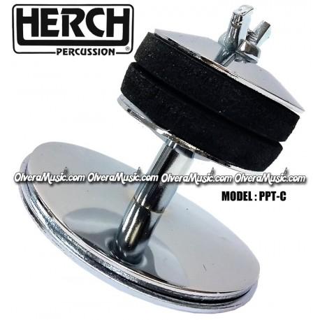 HERCH Cymbal Holder - Chrome