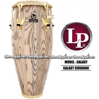 LP Galaxy Wood Giovanni Series Congas