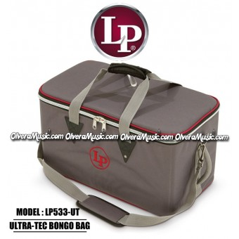 LP Ultra-Tec Touring Bongo Bag