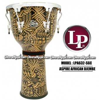 LP Aspire Accents Djembe - Serengeti
