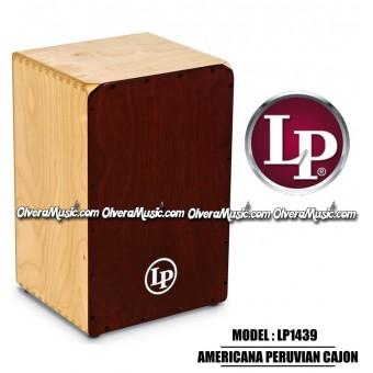 LP Americana Cajon Peruano