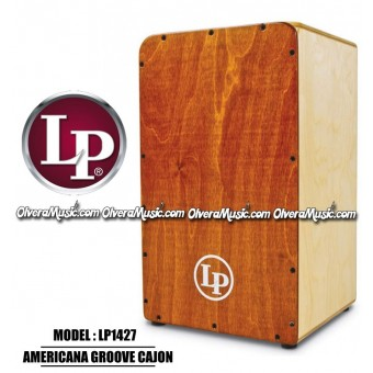 LP Americana Groove Wire Cajon