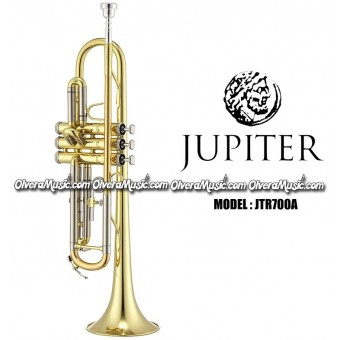 JUPITER Student Model Bb Trumpet - Lacquer Finish
