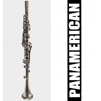 PANAMERICAN Metal Clarinet - (USED)