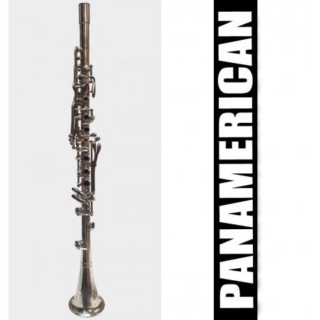 PANAMERICAN Metal Clarinet - (USED)