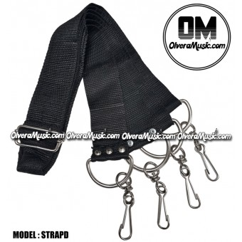 Bass Drum Strap - Double