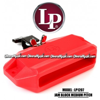 LP Jam Block Medium Pitch - Red