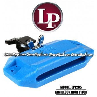 LP Jam Block High Pitch - Blue