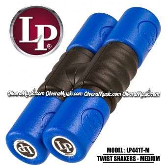 LP Twist Shaker - Medium Version - Blue