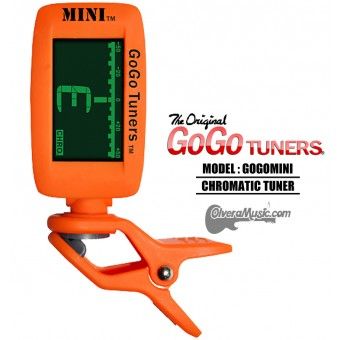 GOGO TUNER Chromatic Mini Clip-On Tuner