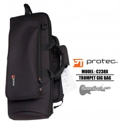 PROTEC Trumpet Explorer Gig Bag w/Sheet Music Pocket