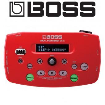 BOSS Vocal Performer Effects Processor