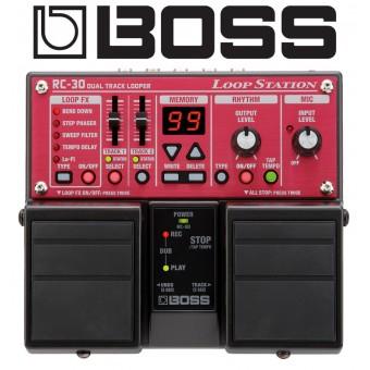 BOSS Dual Track Looper