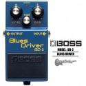 BOSS Blues Driver - Distortion Guitar Effects Pedal