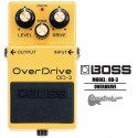 BOSS OverDrive - Sustain Guitar Effects Pedal