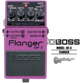 BOSS Flanger - Guitar Effects Pedal
