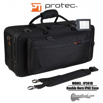 PROTEC iPac Double Trumpet Case