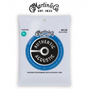 Martin (M130) Cuerdas Para Guitarra Folk