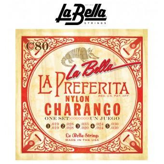 LABELLA Charango Nylon Strings