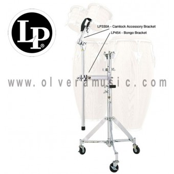 LP Double Conga Stand Brackets