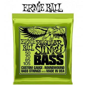 ERNIE BALL Regular Slinky Nickel Wound Electric Bass Strings
