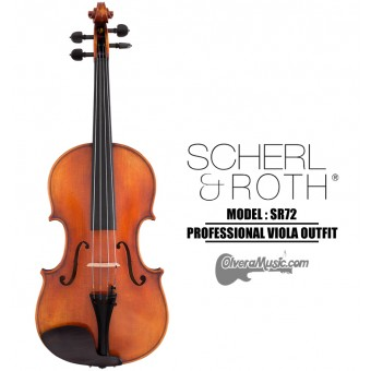SCHERL & ROTH Professional Viola
