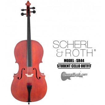 SCHERL & ROTH Student Model Cello