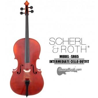 SCHERL & ROTH Cello Modelo Intermedio 4/4