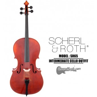 SCHERL & ROTH Intermediate 4/4 Cello
