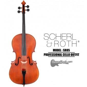 SCHERL & ROTH Cello Modelo Profesional 4/4