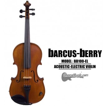 BARCUS-BERRY Legendary Series Professional Acoustic/Electric Violin