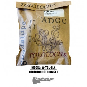 GUADALUPE Tololoche Strings