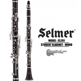 SELMER Student Model Bb Wood Clarinet