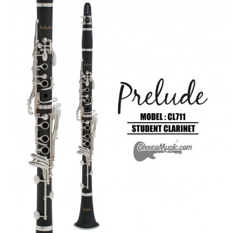PRELUDE by Conn-Selmer Composite Student Model Bb Clarinet