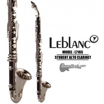 LEBLANC Eb Student Model Alto Clarinet & F Basset Horn