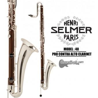 SELMER PARIS Professional EEb Contra Alto Clarinet