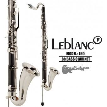 LEBLANC Intermediate Bb Bass Clarinet